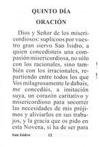 Novena en Honor a San Isidro - L330.0032 image 2