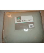 TRUE NORTH Ultra Soft Micro Fleece Sheet Set Twin ! - $39.59