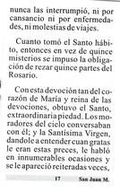 Novena en Honor a San Juan Macias image 2