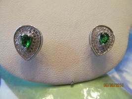 .GREEN TOURMALINE .  NEW. 1/2 INCH - £6.67 GBP
