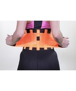 2 ORANGE Xtreme Belt, Thermo shaper hot power slimming shapers tecnomed - $38.94