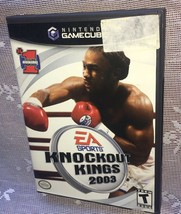 Knockout Kings 2003 (Nintendo GameCube, 2002) - $8.45