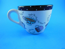 Vintage Ganz  Mug Cup Bella Casa Has Some Crazing but otherwise  Excelle... - $4.15