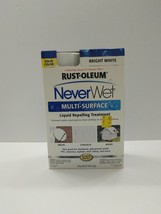 Rust-Oleum NeverWet Multi-Purpose Spray Kit Bright White - $7.42