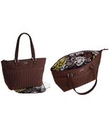 Vera Bradley Baby Bag in Espresso - $98.99