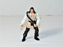 """Will Turner 4"""" Zizzle Action Figure Pirates Of The Caribbean - $3.96"""