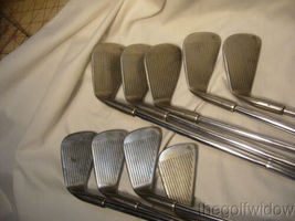 Tommy Armour 845 S Irons 2 - PW Stiff S 300 Steel Shaft  image 3