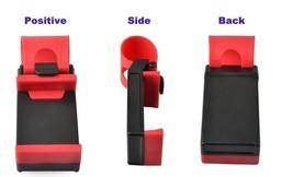 Universal Car Streeling Steering Wheel Cradle Holder SMART Clip Bike Mount image 6