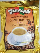 VINACAFE, INSTANT COFFEE, MIX 3 IN 1 ( New ) ( One Box with 20 Bags ) image 2