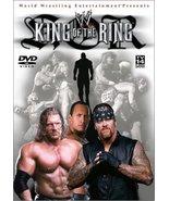 WWF: King of the Ring 2002 Pre-viewed DVD WWE Austin Brock oop out of print - $12.95