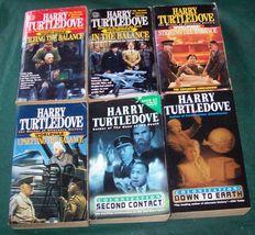 The Worldwar Saga + 2 Colonization by Harry Turtledove  6 PBs - $15.00
