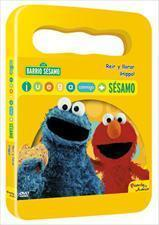 Sesame Street Barrio Sesamo Dvd Spanish Childrens Hippo Reir Y Llorar