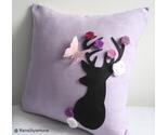 Secret garden deer pink purple side lilac thumb155 crop