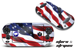 Skin Decal Wrap Sticker MOD for SONY PlayStation PS Vita HandHeld System USA  - $6.89