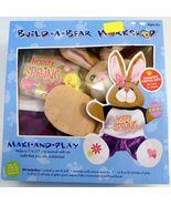 Build A Bear Workshop Hoppy Spring Easter Bunny Kit - $14.95