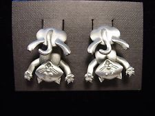 Cat earrings
