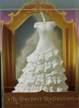 The Perfect Reflection Wedding Dress Candle - $4.95