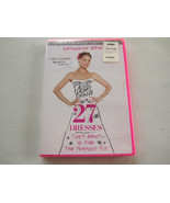 NEW 27 DRESSES Widescreen Edition DVD Katherine Heigl Comedy FREE SHIPPING - $6.46