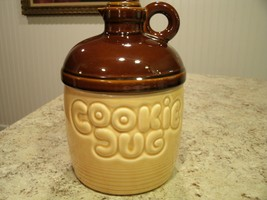 Vintage Ceramic Cookie Jug Cookie Jar Made in Japan - $28.22