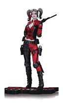 DC Collectibles Harley Quinn Injustice 2 Statue, Black/White/Red - €50,27 EUR
