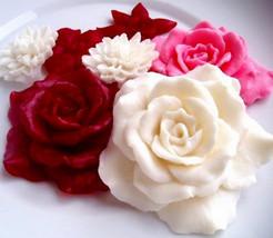 Rose L mold 876 - $24.00
