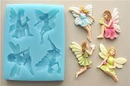 Girl Fairy Set mold - $28.00