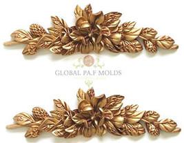 Silicone Mold /Vintage Trims (magnolia) MOLD 7079 - ₨3,598.14 INR