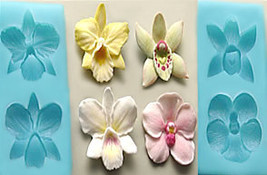 Orchid Set mold 9009 - $34.00