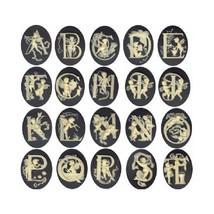 Cameo Alphabet mold - ₨3,673.08 INR