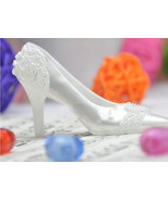 3D high-heeled shoes mold 7635 - $32.00