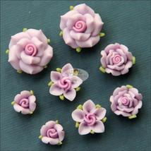 small flower set mold 4656 87 - $15.00