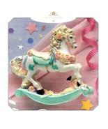 rocking horse  mold - $25.00