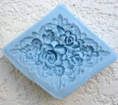 Diamond Roses Mold - $18.00
