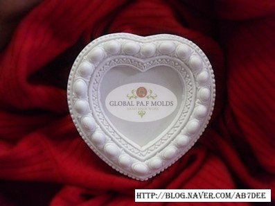 Pearl Heart Frame/Tray - $29.00
