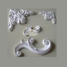 Silicone Mold/Decoration Mold 898 - $18.00