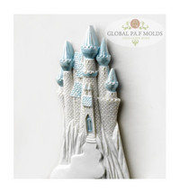 Castle mold 324 - $20.00