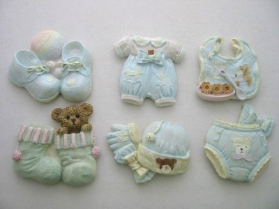 Primary image for BABY MOLD SET 01