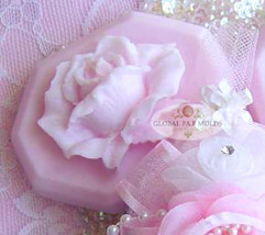 silicone mold/ rose mold 625 - $23.00
