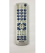 Genuine Philips Universal TV VCR Remote Control CL034 Tested Works P2 - $8.81