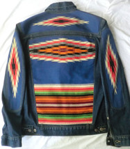 Original one of a kind Customized Levis Denim J... - $522.50
