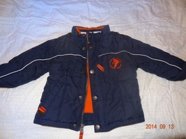 Blue Winter coat for boy size 12 month, by ZeroXposur. - $21.04