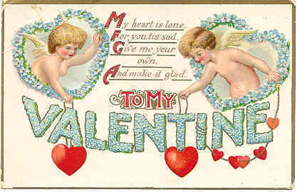 Primary image for Give Me Your Heart a Cupid 1913 Post Card
