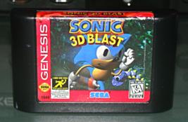 Sega Genesis - Sonic 3D Blast (Game Only) - $10.00