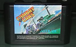 Sega Genesis - Combat Cars (Game Only) - $10.00