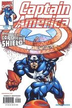 Captain America Vol 3 Issue #9 Mark Waid Andy K... - $3.50