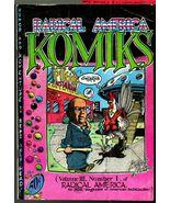 Radical America Komics 1969 classic Underground comix, 1st printing, SDS - $34.00
