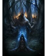 Lycan DNA Awakening Ritual Become a WEREWOLF NOW! Wolf spirit magick hau... - $600,000.00