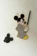 Walt Disney Jedi Knight Mickey Mouse Star Wars Blue Glitter Light Saber ... - $19.37