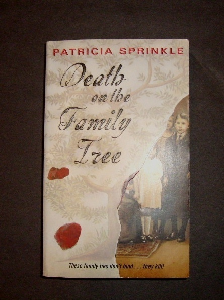Pb book death on a family tree