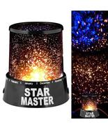 Star Projector Light Nightlight Project on the ... - $14.95